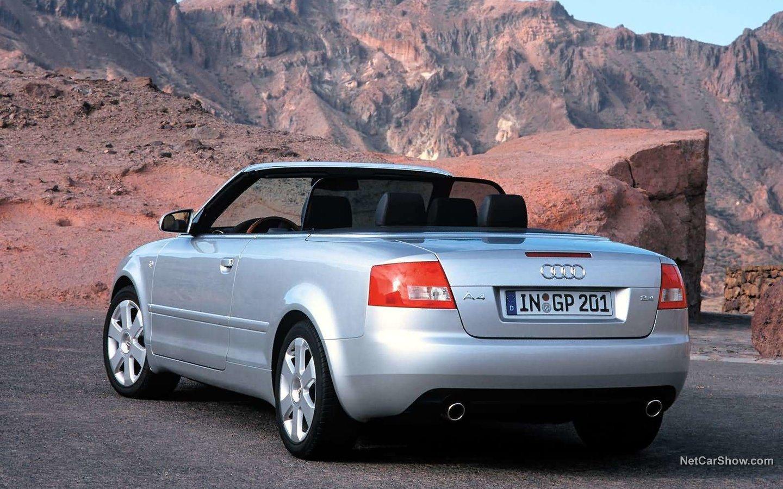 Audi A4 Cabriolet 2