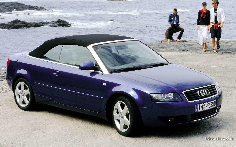 Audi A4 Cabriolet 3