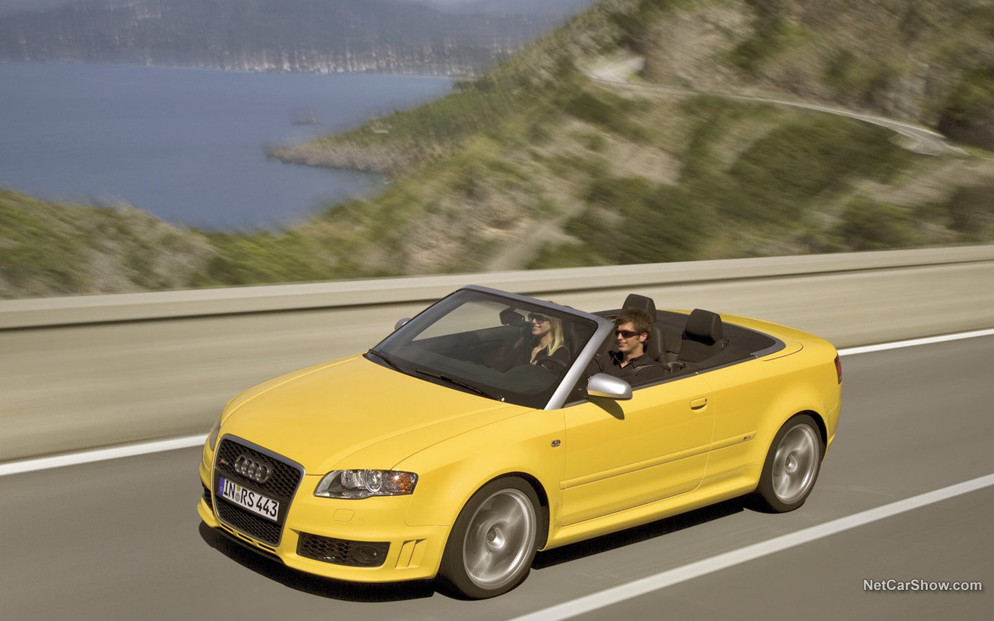 Audi A4 Cabriolet RS4 2006 0f6432ca