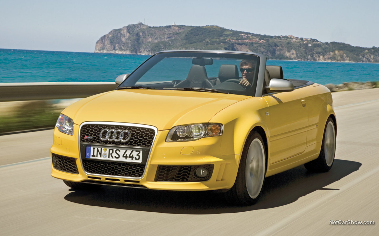 Audi A4 Cabriolet RS4 2006 8072dd59