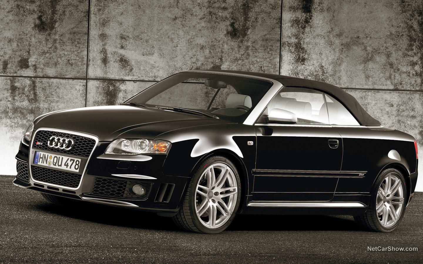 Audi A4 Cabriolet RS4 2006 b1ed29a9