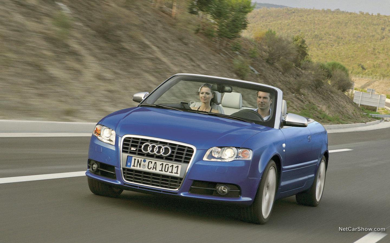 Audi A4 Cabriolet S4 2006 09811105
