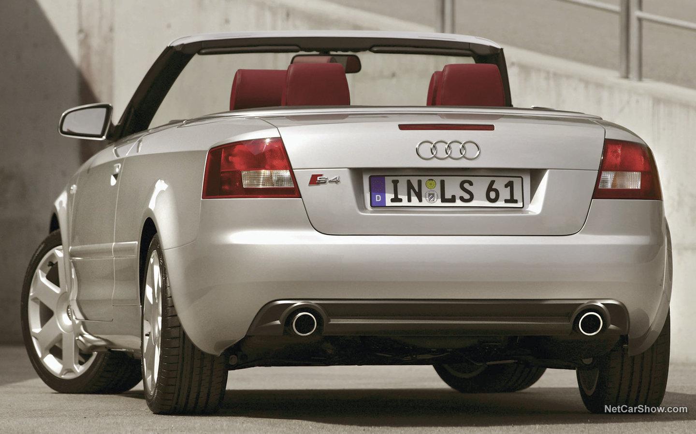 Audi A4 Cabriolet S4 2006 35c11b63
