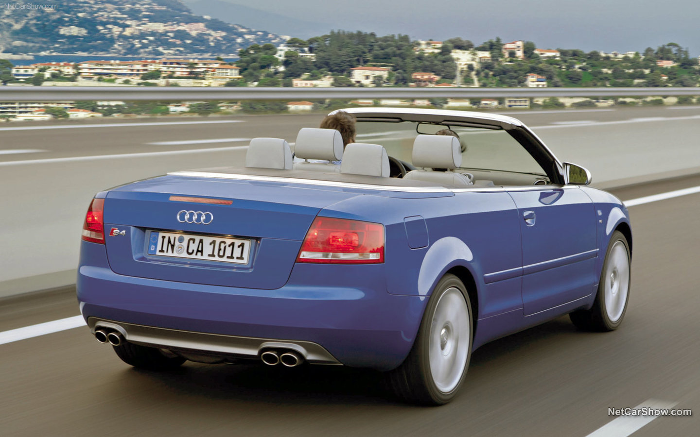 Audi A4 Cabriolet S4 2006 980f4acc