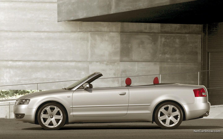 Audi A4 Cabriolet S4 2006 9d58a3b4