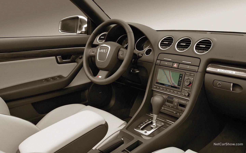 Audi A4 Cabriolet S4 2006 e4e52f60