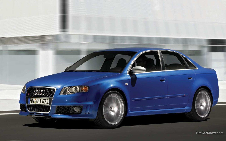Audi A4 RS4 2005 4a128c66
