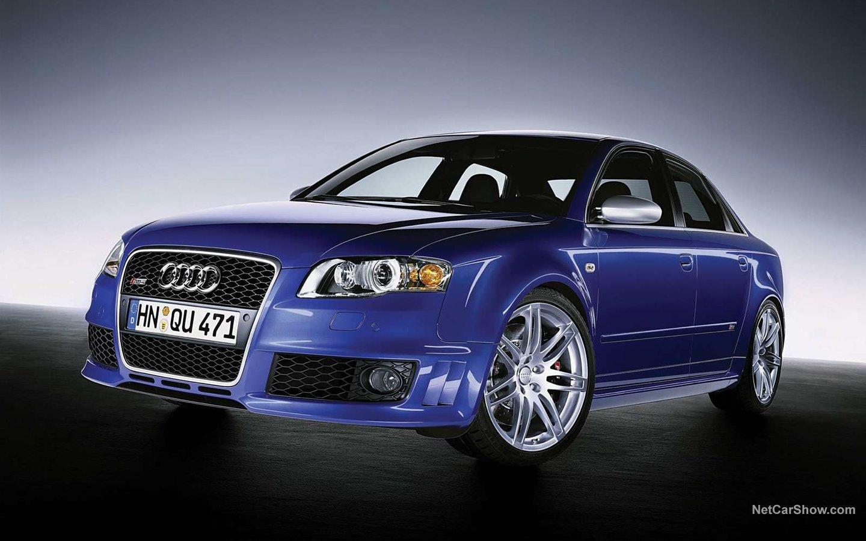Audi A4 RS4 2005 b07bef30