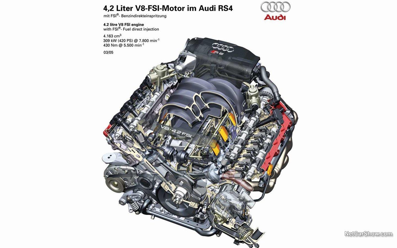Audi A4 RS4 2005 cc7ac4bd
