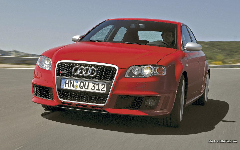 Audi A4 RS4 2006 93a0527e