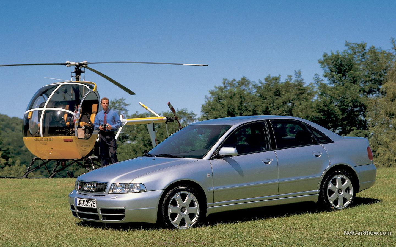 Audi A4 S4 1998 5c54e465