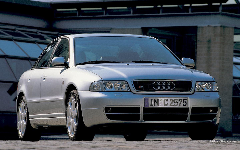 Audi A4 S4 1998 79a5b08a