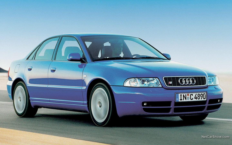 Audi A4 S4 1998 b2ec910e