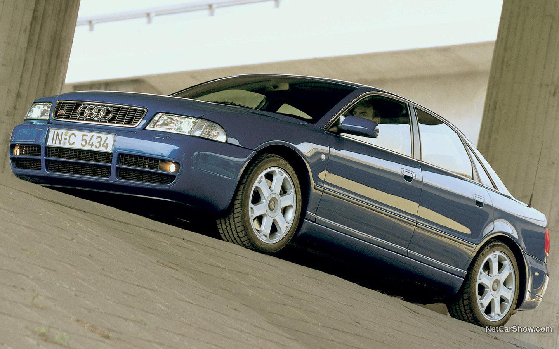 Audi A4 S4 1998 c3c3e501