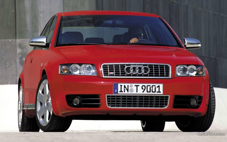 Audi A4 S4 2002 36ac9892