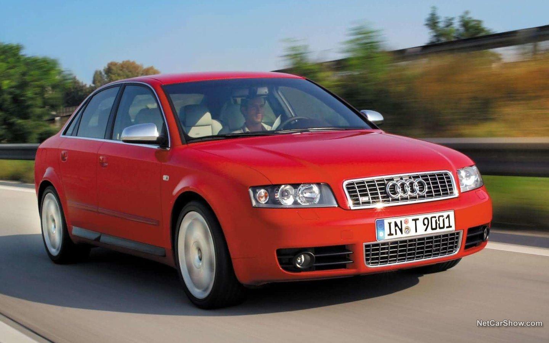 Audi A4 S4 2002 44a3d615