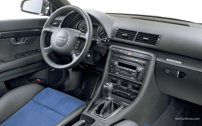 Audi A4 S4 2002 4d5dec86