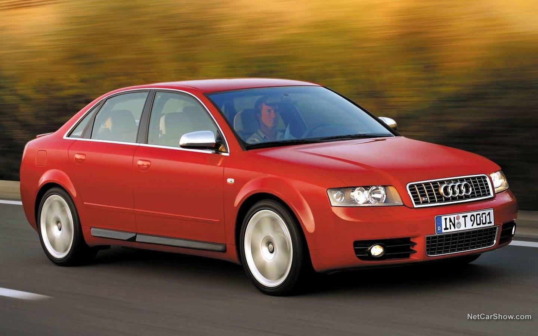 Audi A4 S4 2002 5e6a1b95