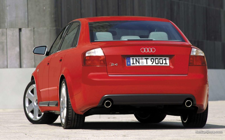 Audi A4 S4 2002 7557df3c