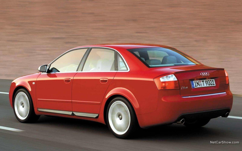 Audi A4 S4 2002 83d5c37f