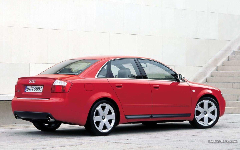 Audi A4 S4 2002 cfce09f9