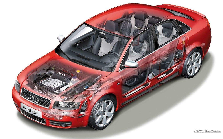 Audi A4 S4 2002 f4a650cf