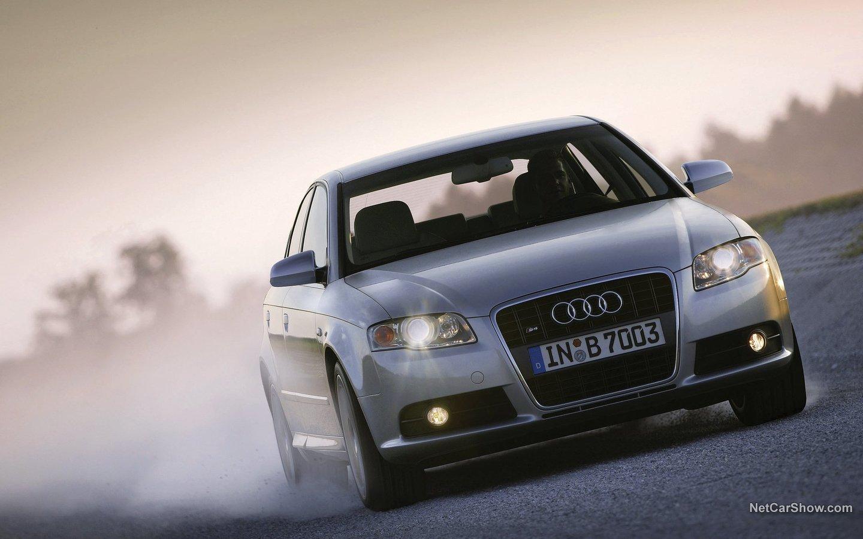 Audi A4 S4 2005 96b01761