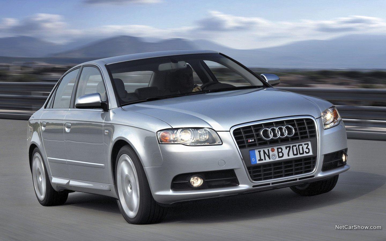 Audi A4 S4 2005 ec525f22
