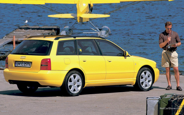 Audi A4 S4 Avant 1998 00cb9ff2