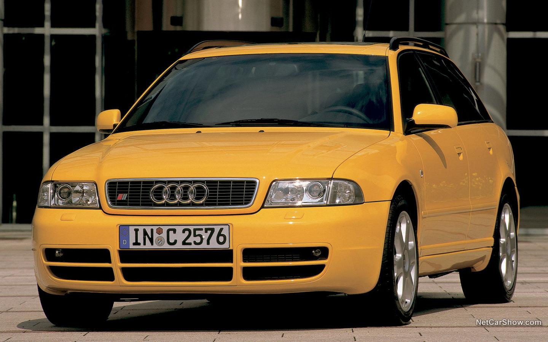 Audi A4 S4 Avant 1998 2b2b553c