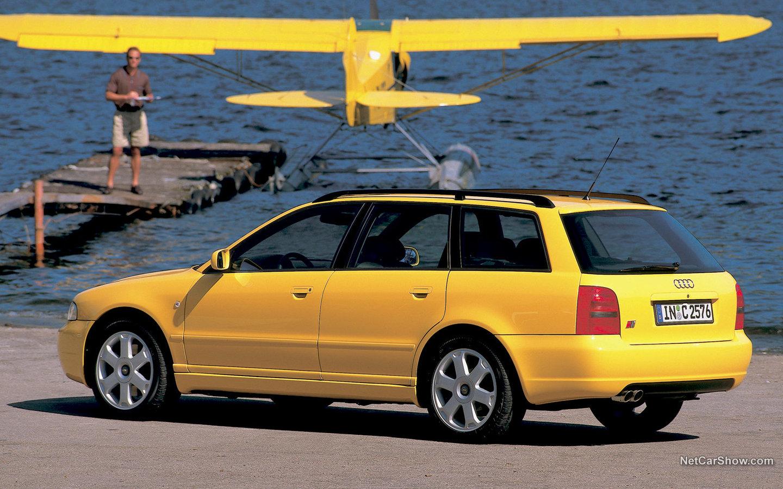 Audi A4 S4 Avant 1998 ac112bb6