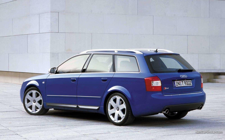 Audi A4 S4 Avant 2002 34e5e033