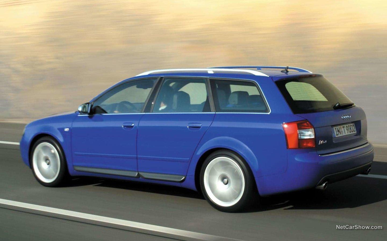 Audi A4 S4 Avant 2002 3b2722e6