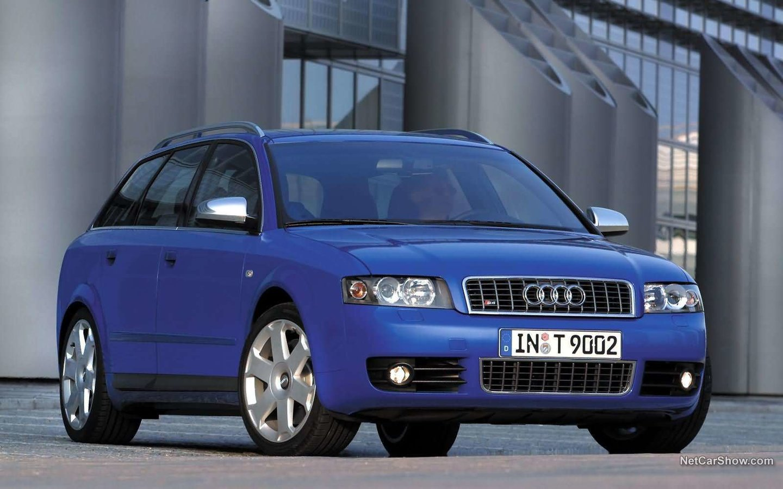 Audi A4 S4 Avant 2002 7edcd0fc