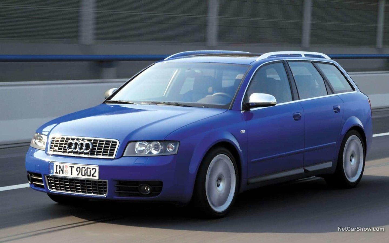 Audi A4 S4 Avant 2002 9f995c93