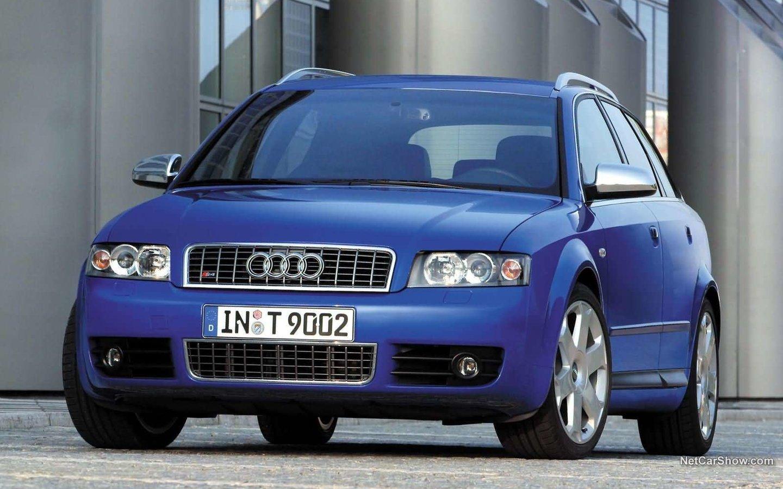Audi A4 S4 Avant 2002 a7666cf4
