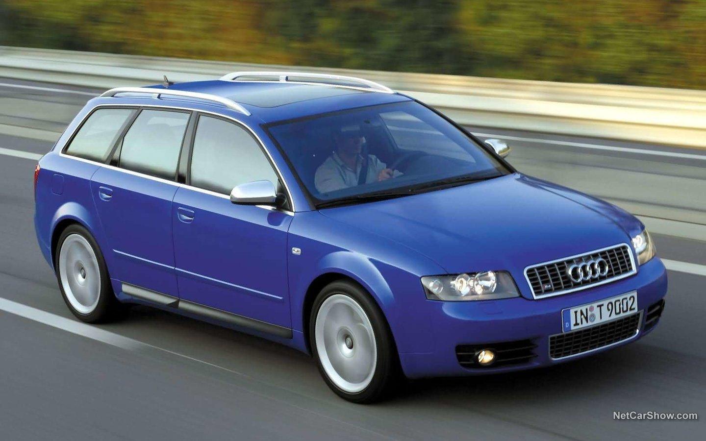 Audi A4 S4 Avant 2002 e93a8144
