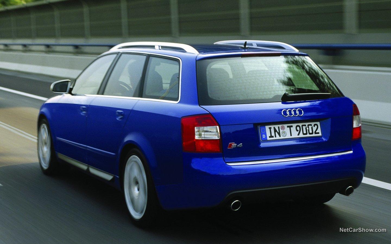 Audi A4 S4 Avant 2005 686b64d2