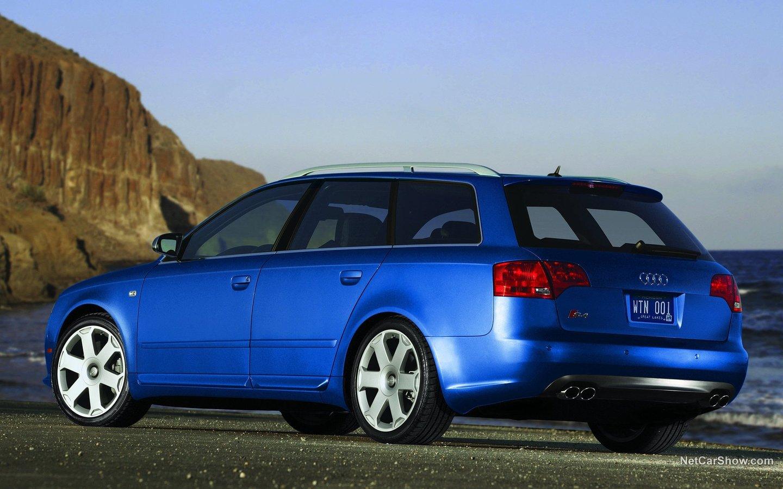 Audi A4 S4 Avant 2005 9d0b8ba9