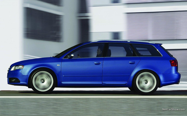 Audi A4 S4 Avant 2005 cb03cdba