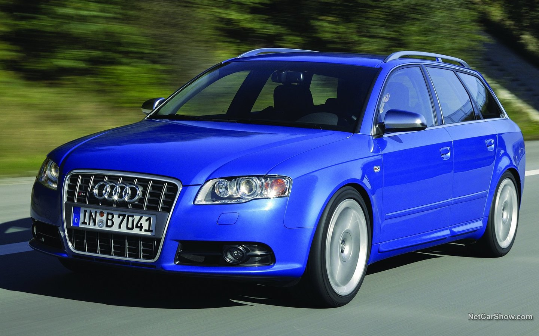 Audi A4 S4 Avant 2005 ec39958e