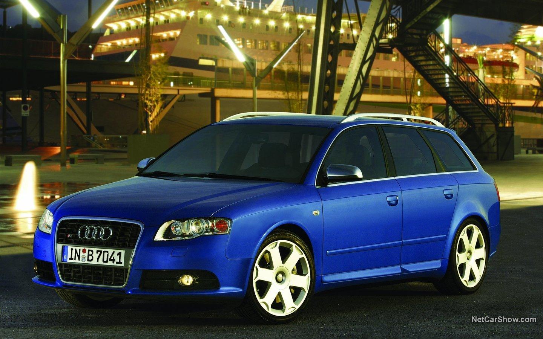 Audi A4 S4 Avant 2005 f5239be1