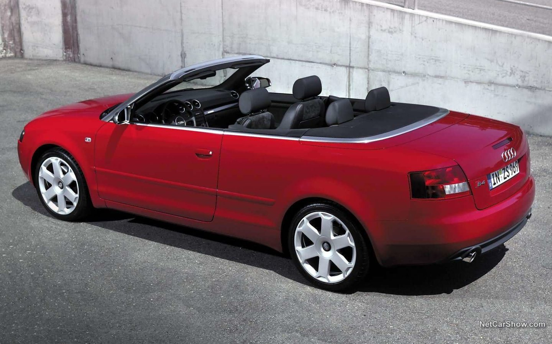 Audi A4 S4 Cabriolet 2004 42eb377b