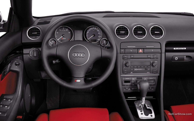 Audi A4 S4 Cabriolet 2004 4defa1b3