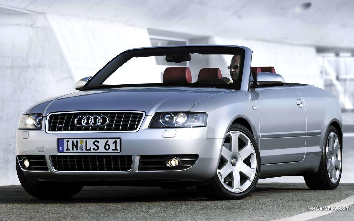 Audi A4 S4 Cabriolet 2004 b149a3f1