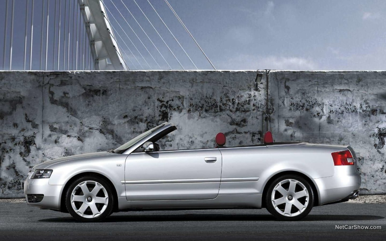 Audi A4 S4 Cabriolet 2004 dfad640b