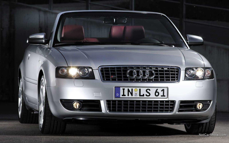 Audi A4 S4 Cabriolet 2004 e3bdef97
