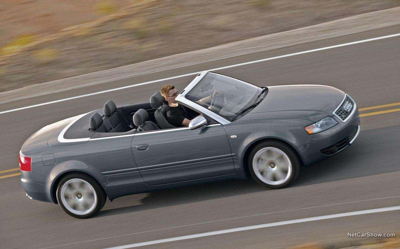 Audi A4 S4 Cabriolet 2005 2638f99d