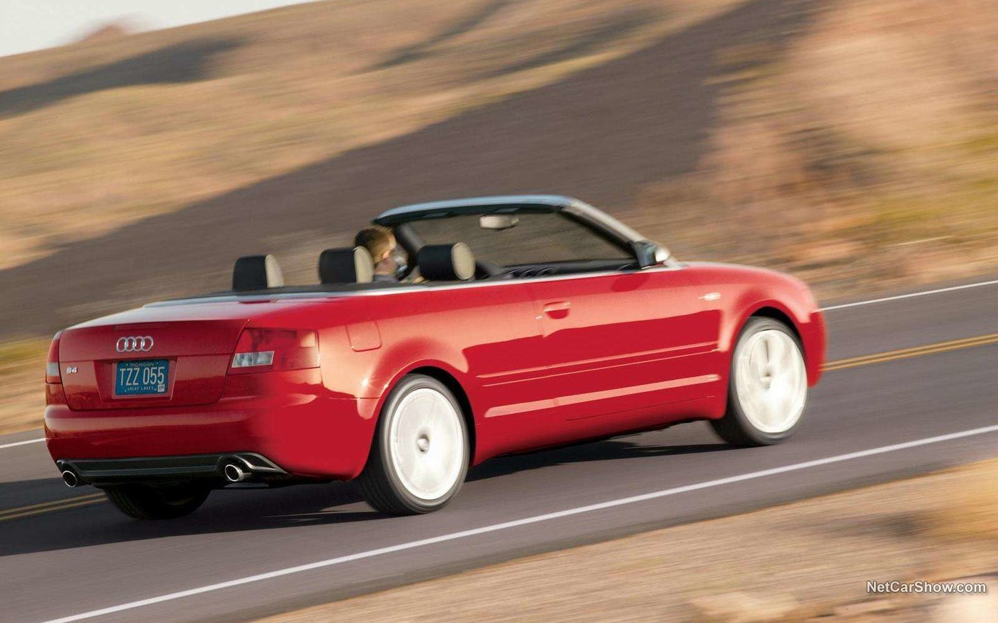 Audi A4 S4 Cabriolet 2005 6a950db8