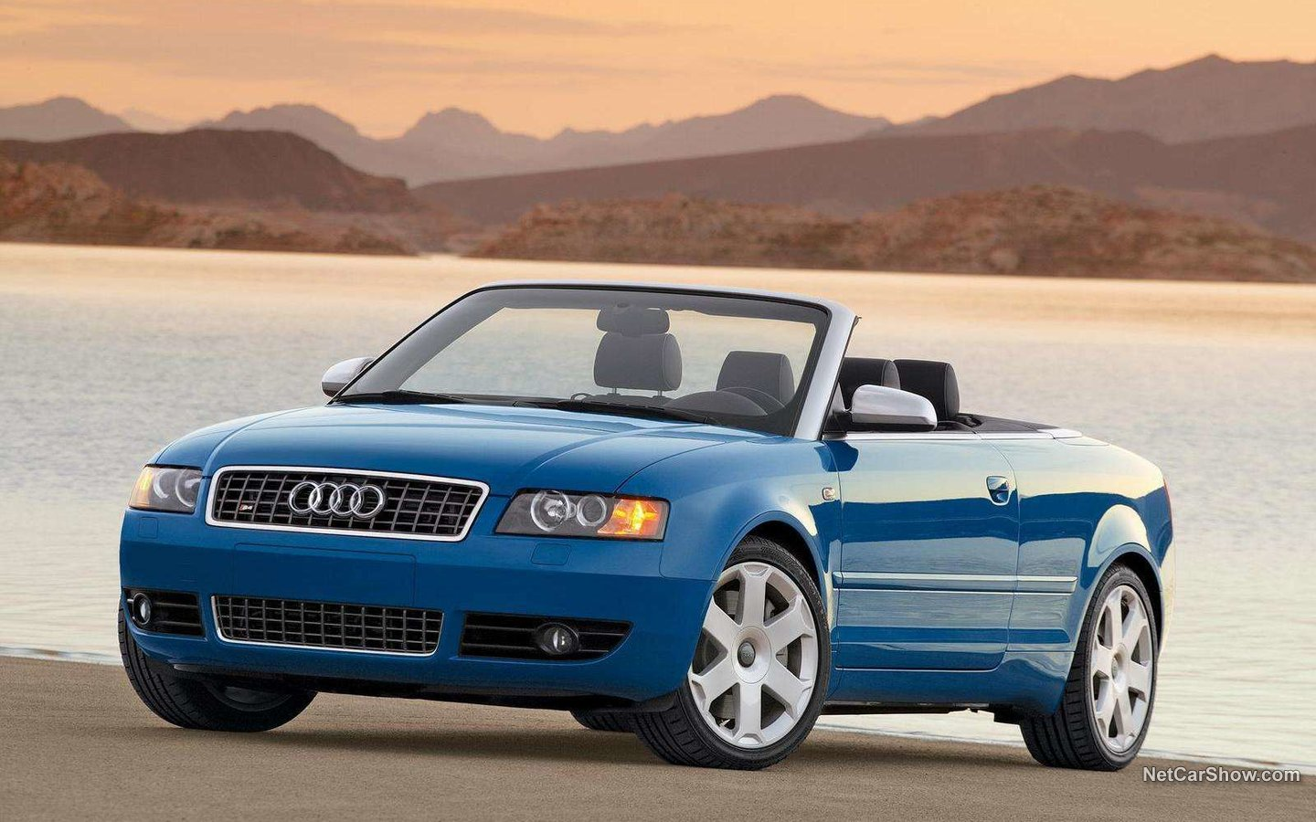 Audi A4 S4 Cabriolet 2005 bf0b9413
